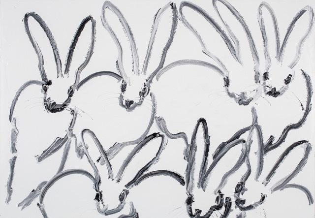 , 'Rabbits Hutch,' 2016, Eckert Fine Art