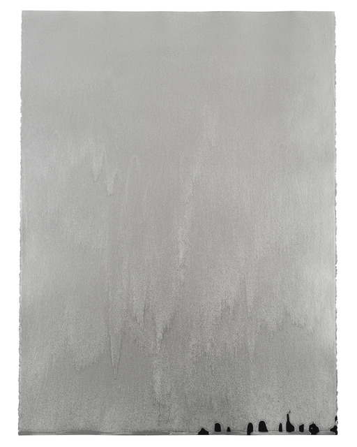 Craig Costello (KRINK), 'Untitled (2)', 2018, Painting, Oil and acrylic on cotton-rag paper, agnès b. Galerie Boutique