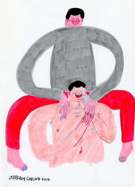 , 'Broad,' 2016, Hashimoto Contemporary