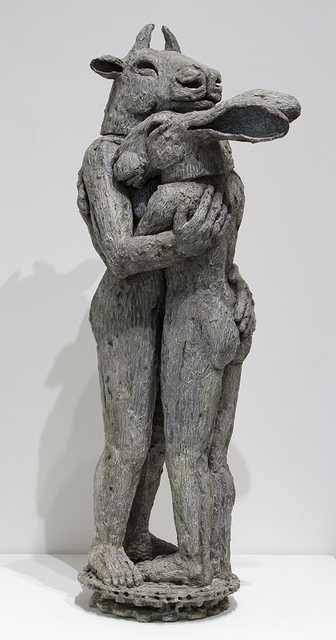 , 'Hugging,' 2008, Waterhouse & Dodd