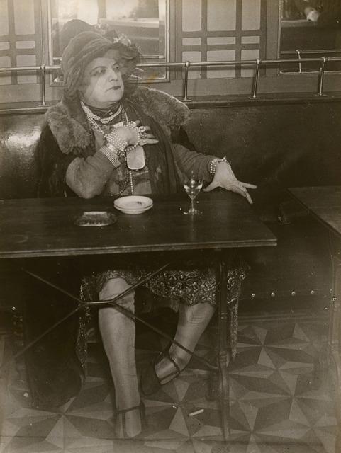 , 'La Môme Bijou, Bar de la Lune, Paris,,' c. 1932, Edwynn Houk Gallery