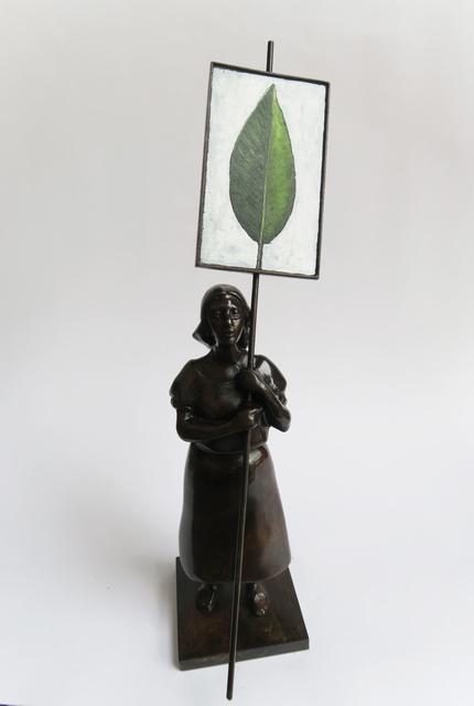Pedro Ruiz, 'Leaf of Life 3', 2019, Beatriz Esguerra Art