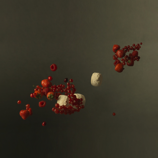 , 'Goat Cheese & Red Fruit,' 2014, SmithDavidson Gallery