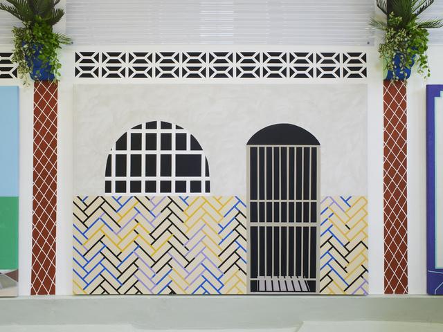 , 'La Escuela del Sur ,' 2015, Studio Voltaire