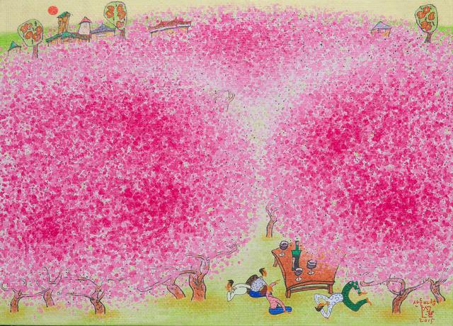 , 'Breeze,' 2015, Gallery Miroonamu