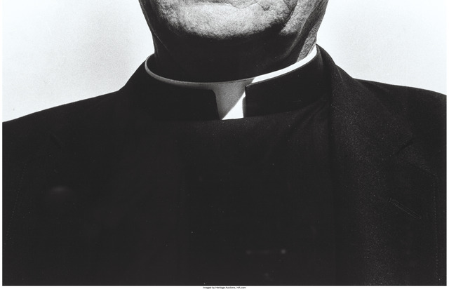 Ralph Gibson, 'Smoking Jacket, Priest, and Ducktail (from Quadrants) (three photographs)', 1975, Heritage Auctions