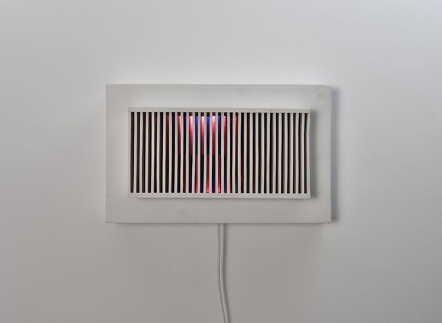 , 'Déplacement couleur lumière,' 1959, Galerie Mitterrand