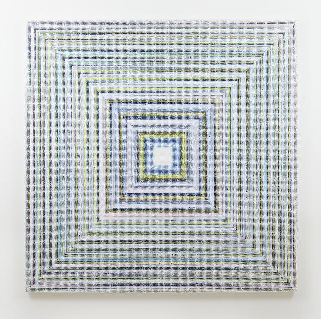 , 'Untitled (BCyCr),' 2019, Maybaum Gallery