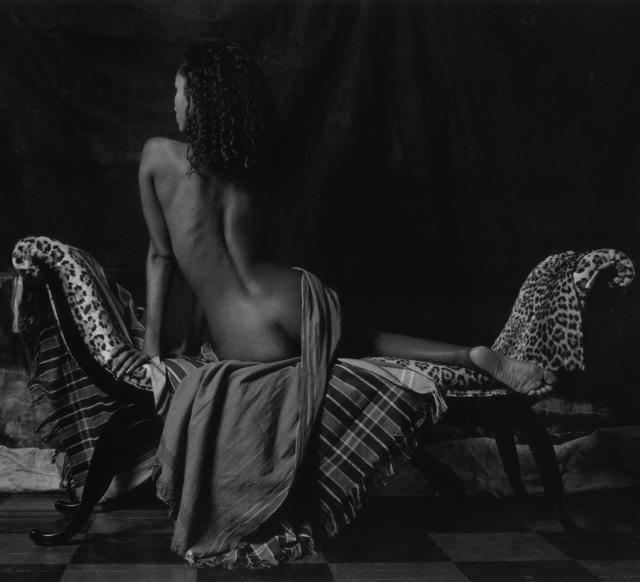 , 'Courtesan (Iman),' 1987, Bernarducci Meisel Gallery