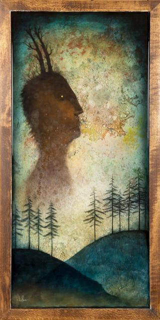 , 'Fade Into Wonderment,' 2013, Jonathan LeVine Projects