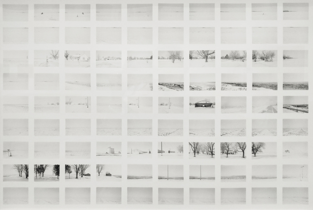 , 'SV 023B North of Kankakee , Illinois,' 1980, DENK Gallery