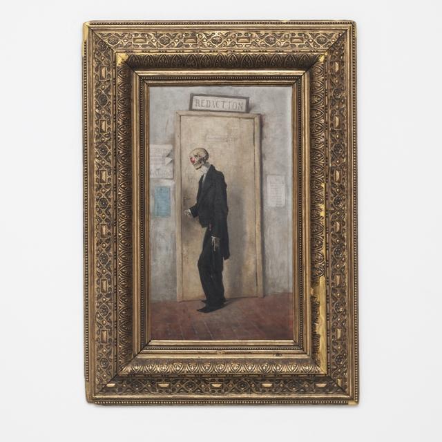 , 'Skeleton,' , Galerie Mehdi Chouakri