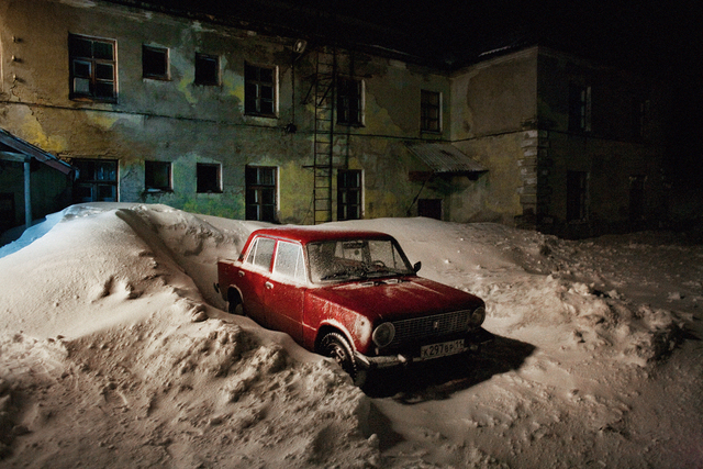 , 'April 26, 2008, Vorkuta, Russia,' 2008, Circuit Gallery