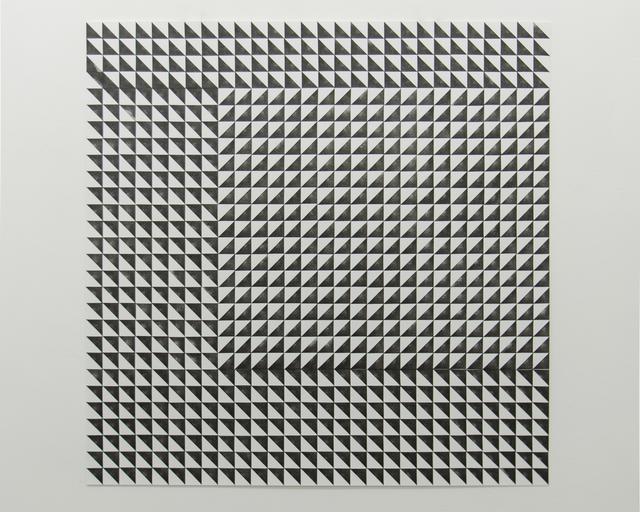 , 'Orientation / Disorientation no.13,' 2016, Bartha Contemporary