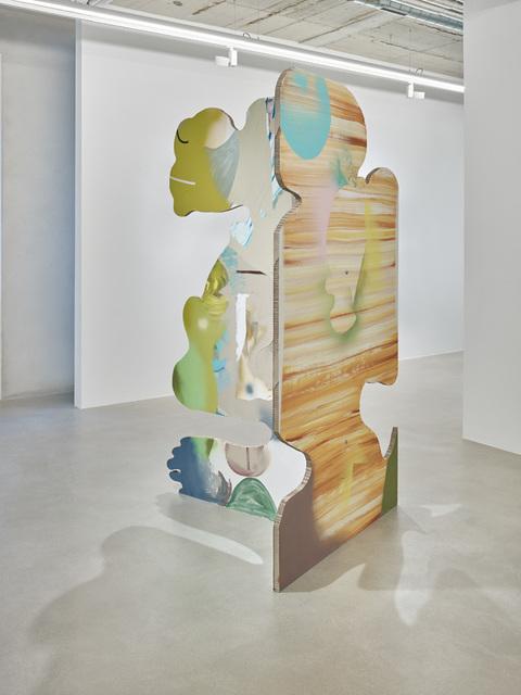 , 'Der Kuss,' 2015, Setareh Gallery