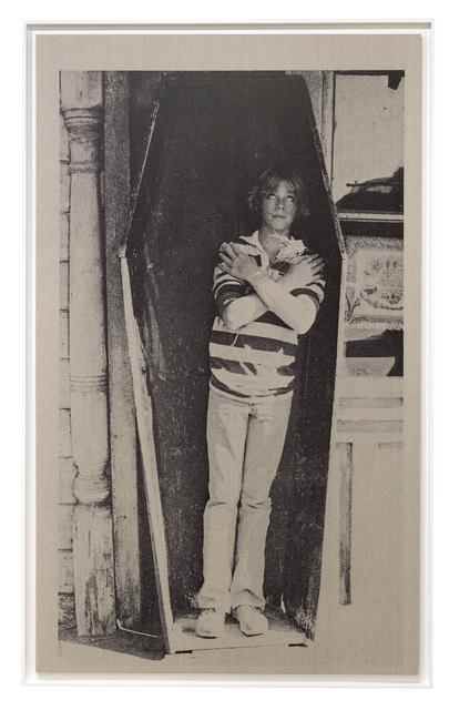 , 'Profanation of the Boy King,' 2008-2012, Galerie Eva Presenhuber
