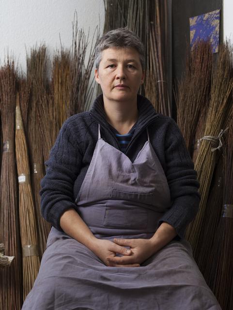 , 'Basket Weaver,' 2015, Catherine Edelman Gallery