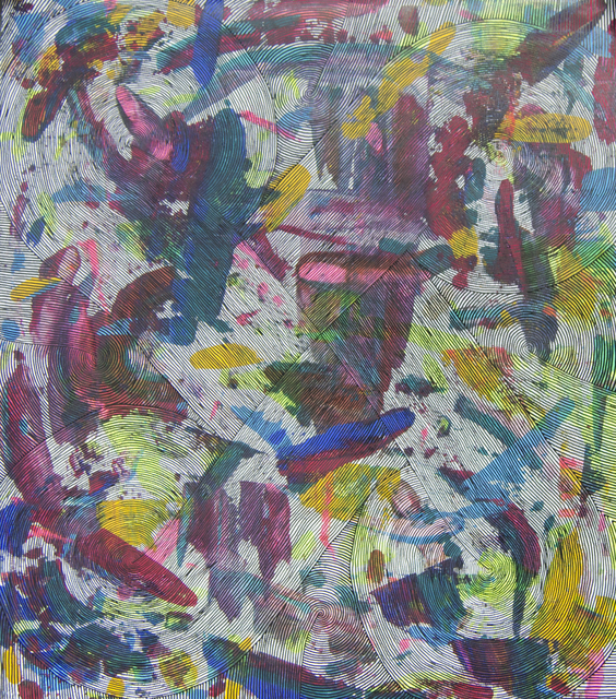 , 'Wind (fu- fu- fu-),' 2019, Vin Gallery