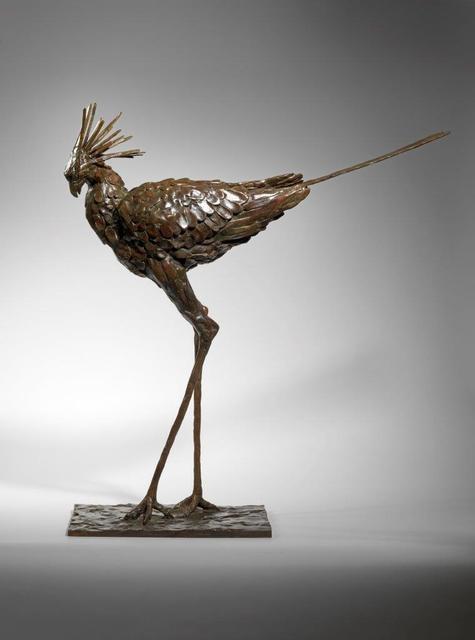 , 'Secretary Bird,' 2015, Sladmore Contemporary