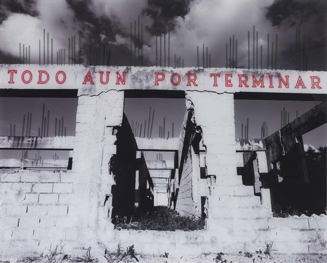 , 'En Construcción / Under Construction (IX),' 2012, Barbara Gross