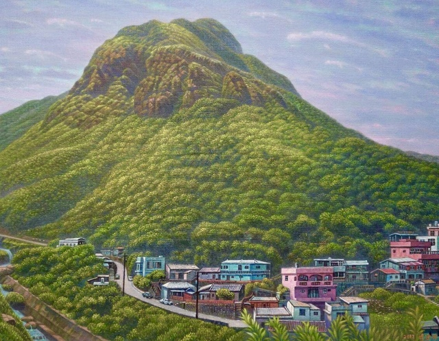 , 'Keelung Mountain Travels ,' 2018, Yuan Ru Gallery