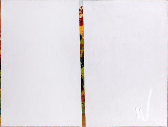 , 'Peinture fermée,' 1989, Galerie Natalie Seroussi