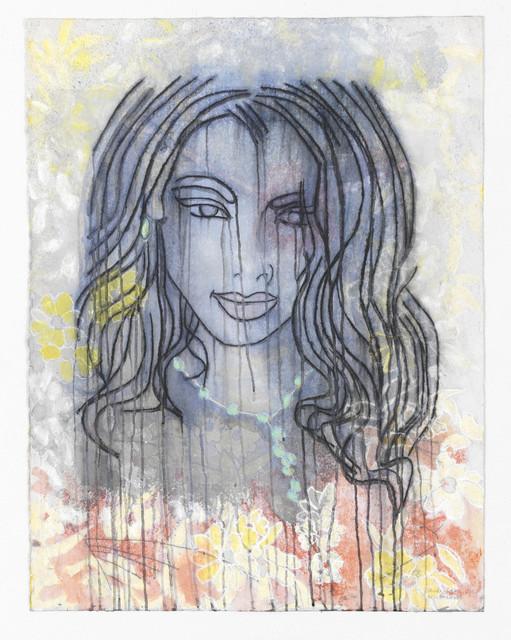 , 'Portrait of Tallulah Black,' 2017, Goodman Gallery