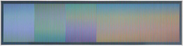 , 'Physichromie 1883,' 2013, Galerie Mitterrand