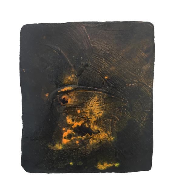 , 'Night Fire Painting #4,' 2017, Peter Blake Gallery