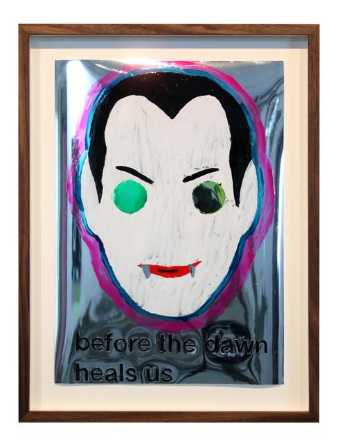 , 'Maske 2,' 2018, Galerie Judith Andreae