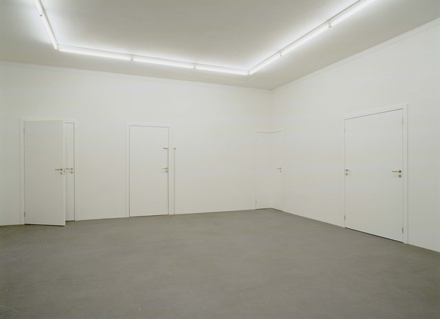 , 'Powerless Structures (8 doors),' 2000-2002, Statens Museum for Kunst