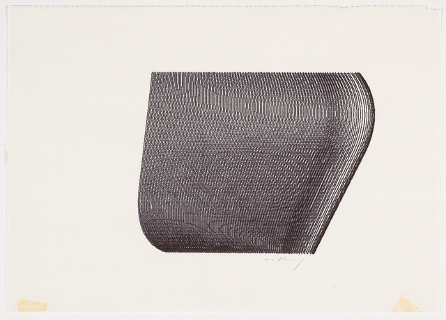 , 'Incremental series,' ca. 1972, The Mayor Gallery