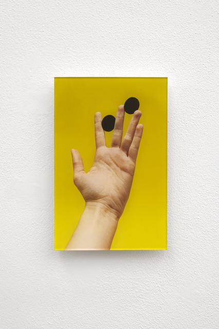 , 'Hand #02,' 2016, SpazioA