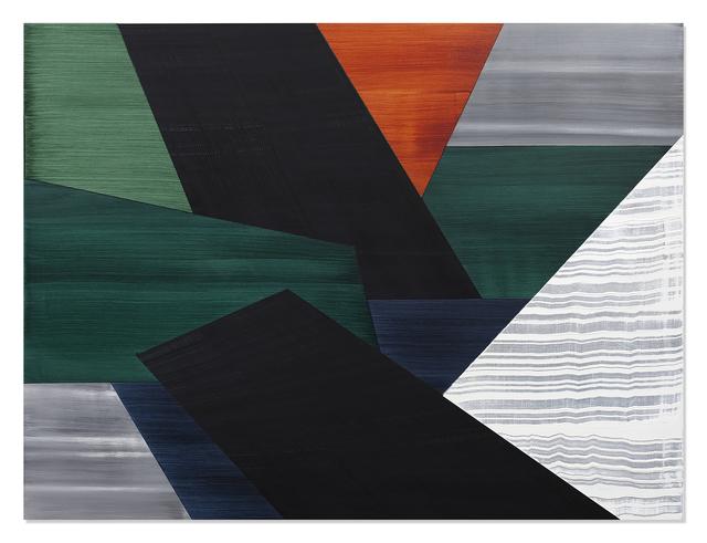 , 'SP Black 5,' 2019, Sundaram Tagore Gallery
