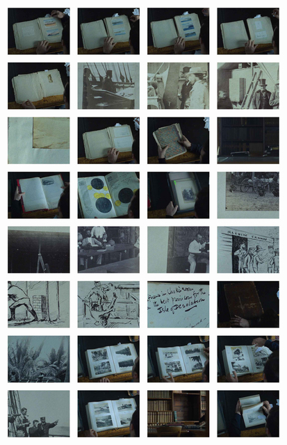 Paloma Polo, 'The Path of Totality_Stills from Others' Views_1', 2011, Umberto Di Marino