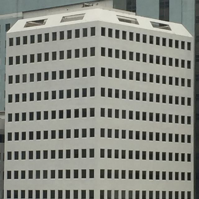 , 'Bilateral Building,' 2018, Blindspot Gallery