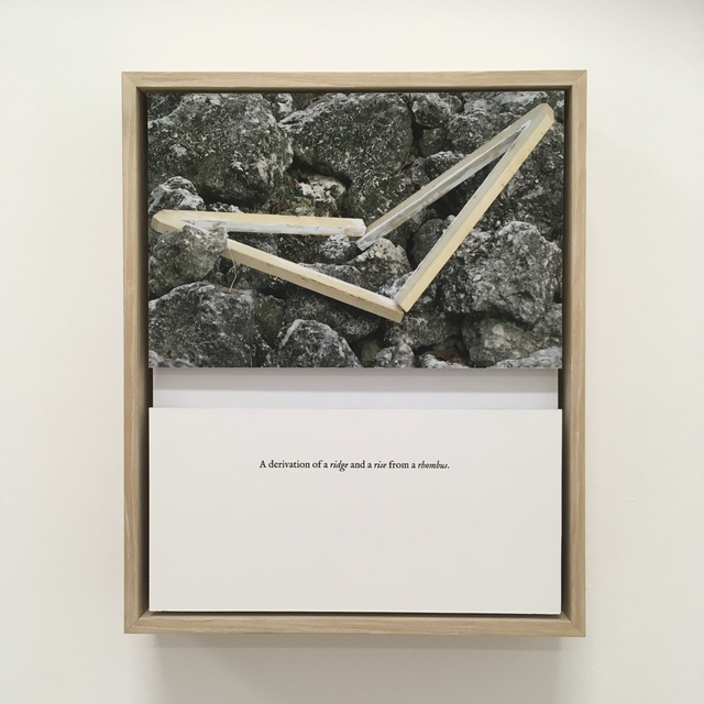 , 'A derivation (Lake Wales Ridge),' 2017, Emerson Dorsch