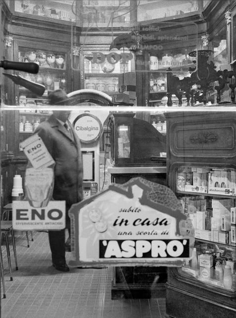 , 'Dalla serie Interni (Vintage Print - 1996), Tricarico 1967,' 1996, MATÈRIA