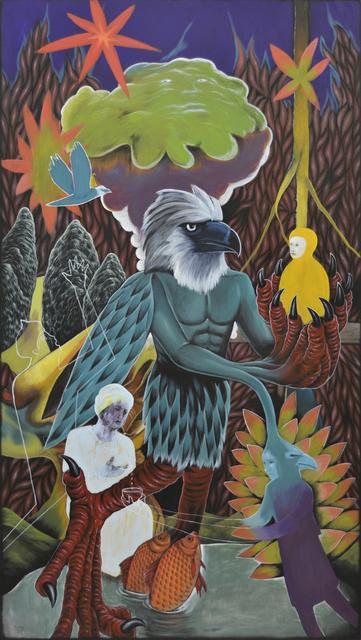, 'Mela,' 2017, Tang Contemporary Art