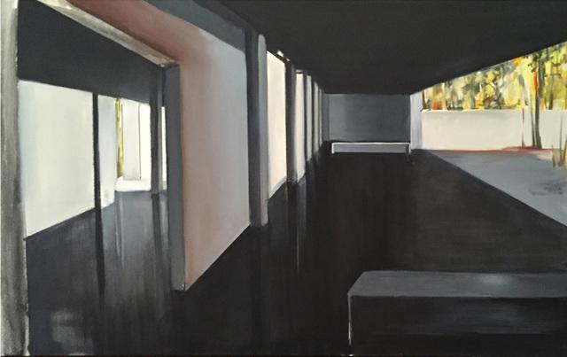 , 'Pavillion,' 2016, Gallery Luisotti