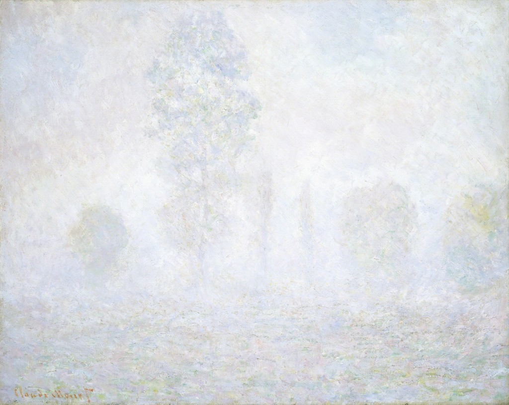 Claude Monet Morning Haze 1888