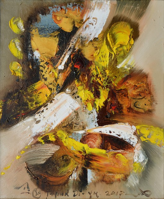 , 'Bluur Pallet II,' 2017, Mizuma Art Gallery