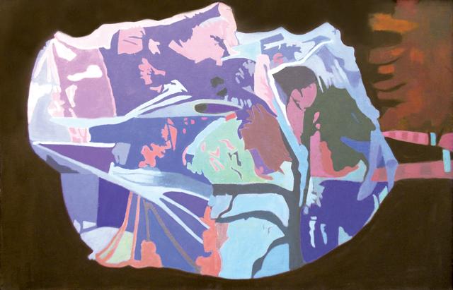 , 'Atom,' 1991, Walter Wickiser Gallery