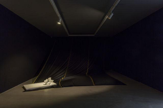 , 'Flag,' 2018, de Sarthe Gallery