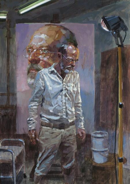 , 'Autoportrait (1871),' 2017, Hugo Galerie