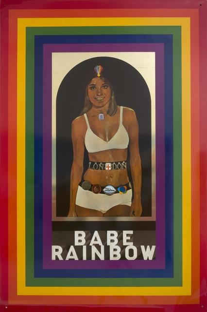 , 'Babe Rainbow,' 1968, Joanna Bryant & Julian Page