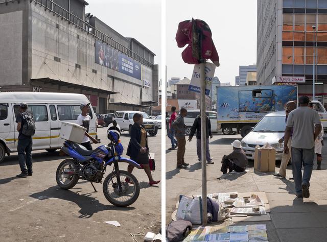 , 'Speke Avenue, Harare,' 2016, Stevenson