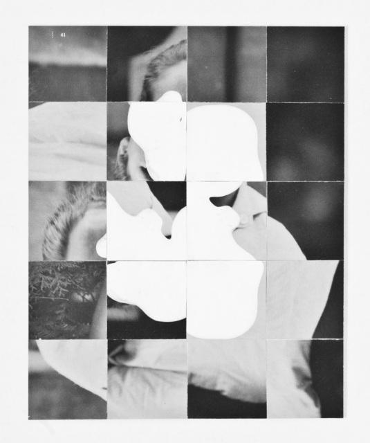 , 'Dissection #10,' 2013, Raum mit Licht