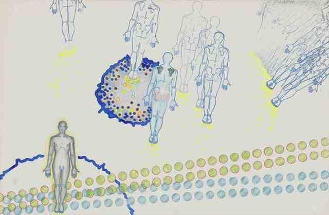 , 'Untitled (Robots),' ca. 1967, Mitchell-Innes & Nash
