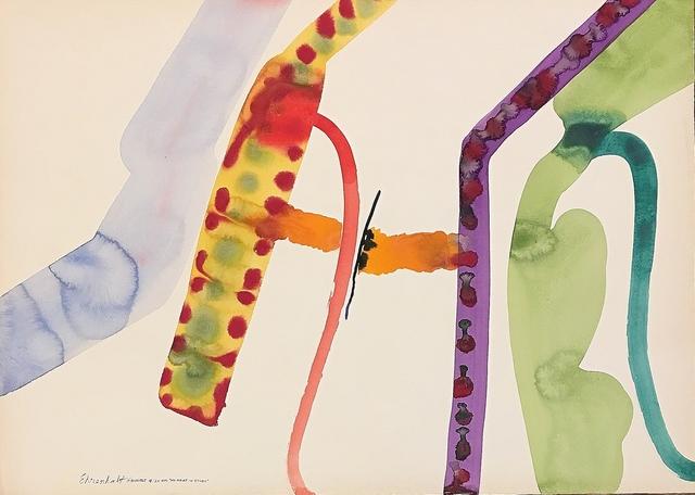 , '15 November 1962 4:25 AM No Heat in Studio,' 1962, Lawrence Fine Art